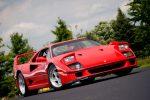 1990 Red Ferrari