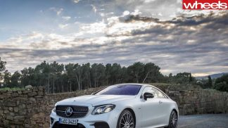 Mercedes Benz Owner 2017 e-class coupe