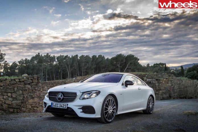 Mercedes Benz Owner 2017 e-class coupe